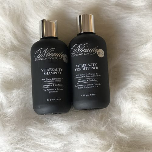 Vita Beauty Shampoo and Conditoner