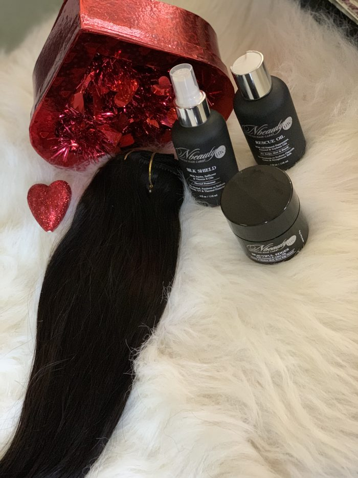 Hair Crush Gift Set